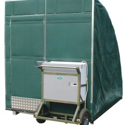 Walk-in Portable Refrigerator/Freezer