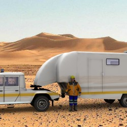 Off-Road Mobile Clinic